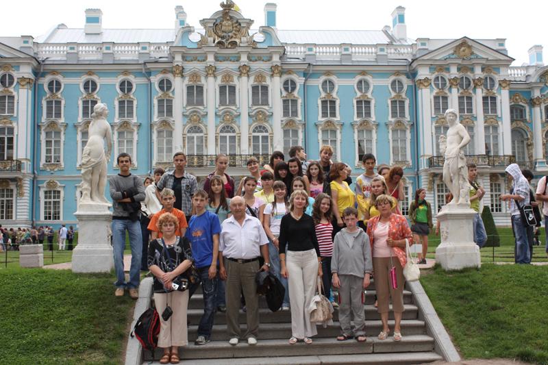 Экскурсия пушкино